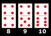 Contoh Seri Domino kartu 4