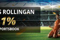 Komisi Rollingan 1% Sportsbook
