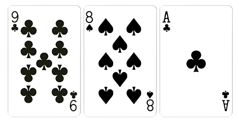 Kombinasi Value 8