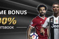 Welcome Bonus New Member 100% Sportsbook