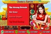 Tips Menang Bermain Slot Game Dynasty Empire Top Trend Gaming