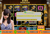 Tips Menang Bermain Slot Game King Pharaoh Spadegaming